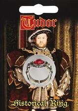 Enrique VIII Gema Anillo-estaño
