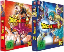 Dragonball Super - Box 1-2 - Episoden 1-27 - DVD - NEU