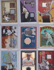 Baseball Lot 50 Card Hot Pack! Vintage, RCs, Jersey, Auto & more! Guaranteed Hit