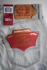 Levis Men's 501 CT CUSTOMIZED & TAPERED  Shorts Retail: $58.00