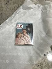 """American Girl MaryEllen's TV Guide 1950s from living room 18"""" doll NEW"""