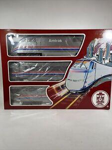 LGB 91950 Amtrack ABA High Speed Train Set G Gauge