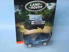 Matchbox Land Rover Freelander Blue Body 53 Toy Model Car 70mm