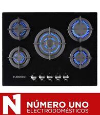 Placa Encastrable a Gás Cristal Jocel JPEMGBG-705A, 5 fuegos