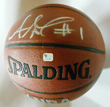 Amar'e Stoudemire signed Official basketball, Suns, Knicks Global Auth #GV251087