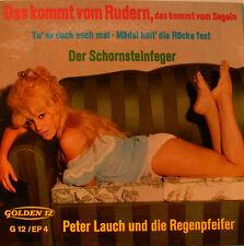 "GOLDEN 12 - MÄDEL HALT DIE RÖCKE FEST (NUDE, SEXY) 7"" EP SINGLE (F1213)"