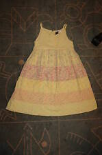 Gap girl's short sleeve dress size 3 years
