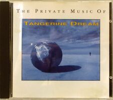 Tangerine Dream - The Private Music of (CD 1993)