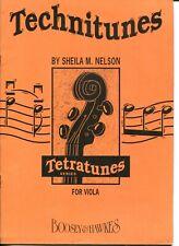 Technitunes by Sheila M. Nelson für Viola