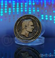 A Bolívarcoin physical crypto (Bitcoin)