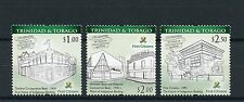 Trinidad & Tobago 2015 MNH First Citizens 100 Indigenous Banking 3v Set Stamps