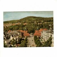 AK Ansichtskarte Bad Nauheim Bahnhofsallee mit Johannisberg - 1964