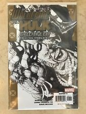 Ultimate Wolverine vs. Hulk Director's Cut #1-2 NM Marvel Comics 2006 Rare! MCU