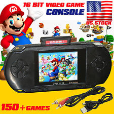 PXP3 VIDEO CONSOLE ELECTRONIC LCD 16 BIT HANDHELD PORTABLE GAME PLAYER