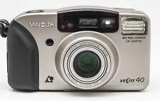 Minolta Vectis 40 Kompaktkamera - Aspherical Lens Zoom Maro 30-120mm