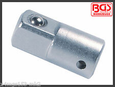 """BGS - 1/4"""" Drive - Wrench Adapter - 1/4"""" Inter UP TO 3/8"""" ext - Pro Range - 271"""