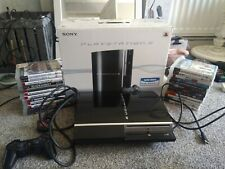 Sony PS3 console bundle includes 24 game's