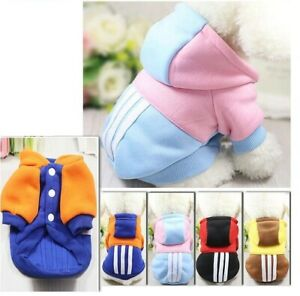 Pet Dog  Puppy Sweater Hoodie  Chihuahua Teddy Dog  Jacket Coat Clothes