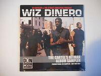 "WIZ DINERO : THE CARTEL'S HITMAN ""I'M A CANNON"" [ CD SINGLE NEUF PORT GRATUIT ]"