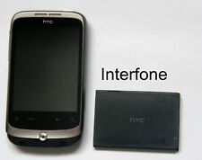 HTC Wildfire PC49100 Smartphone-Locked to Network 3-Excellent Condition