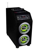 Sondpex Portable Bluetooth Speaker System & Digital Music Player (Refurbished)