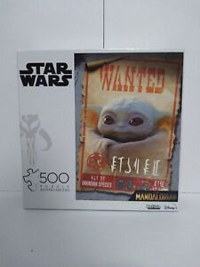 Star Wars - Such a Large Bounty for Such a Small Package - 500 Piece Jigsaw P...