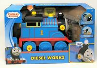 Thomas and Friends Talking Thomas Light and Sounds Bolt and Screw Engine Toy