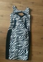 DIAMOND BY JULIEN MACDONALD WIGGLE DRESS SIZE 10