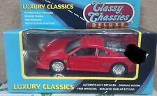 Luxury Classics 1/24 Ferrari F40 NIB Classy Chassies Deluxe NEW Vintage RARE HTF