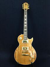 4/4 Haze Spalt Maple-Mahogany Les Paul Electric Guitar+Free Gig Bag,Picks.227GC