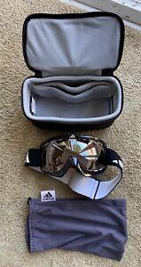 Adidas Ski Goggles With Dakine Zip Case