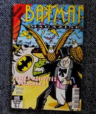 BATMAN MAGAZINE (Semic) N° 7 - Comics DC