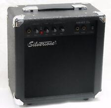 SILVERTONE Smart IIIs Combo Guitar Tape CD Phones Amp AMPLIFIER 3S 26 Watts