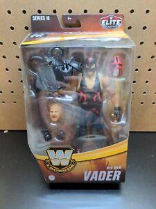 WWE Elite Legends Series 10 Big Van Vader Target Exclusive IN HAND