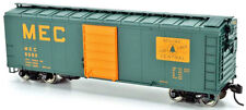 Bowser HO Scale 40' Boxcar - Maine Central MEC #6588