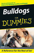 Bulldogs for Dummies by Susan M. Ewing (Paperback, 2005)
