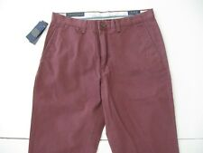 POLO RALPH LAUREN Men's Classic-Fit Mulberry Flat Front Bedford Chino Pant 36x29