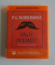 Uncle Dynamite: P.G. Wodehouse - Unabridged AudioBook - MP3CD