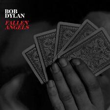 Bob Dylan Fallen Angels BLUE VINYL LP Record shadows in the night follow up NEW+