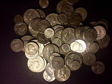 SILVER!! (1/2) Troy Pound LB U.S. Mixed Silver Coins Lot No Junk Pre-1965 One 1