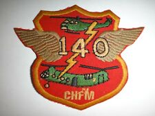 Vietnam War Patch US 140th Transport Det. CARGO HELICOPTER FIELD MAINTENANCE