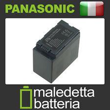 Batteria Alta Qualità EQUIVALENTE Panasonic CGAD54 CGA-D54 CGA-D54S CGAD54SE