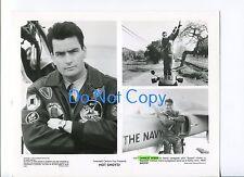 Charlie Sheen Hot Shots! Original Movie Press Glossy Photo