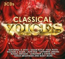 NEW Classical Voices (Audio CD)