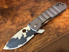 Crusader Forge Knife FIFP Digicam Camo CPM-S30V - Authorized Dealer - Unit B