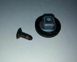 Citroen C1 Ax Saxo Peugeot 107 205 309 GTi Rear Quarter Glass Catch Nut & Screw