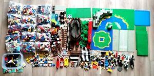 Vintage Lego Bundle Pirates Minifig Islanders Imperial Soldiers Res Q Fire 6kg+