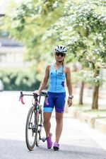 Triathlon Top and Short Cycling Swim Run Women Medium