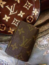 RARE Vintage LOUIS VUITTON FC Key Wallet Handbag Accessory Case LV Authentic
