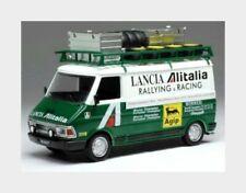 Fiat 242 Van Alitalia Assistenza Lancia Corse Rally 1974 IXO 1:43 RAC284X